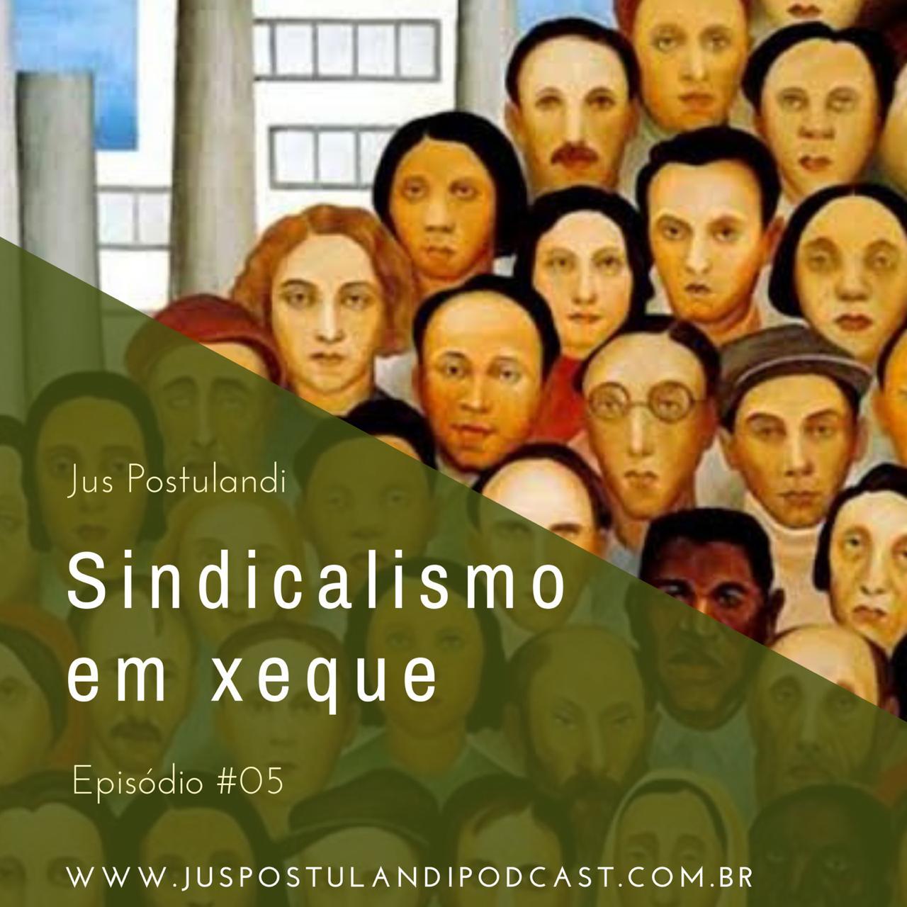 Sindicalismo em xeque